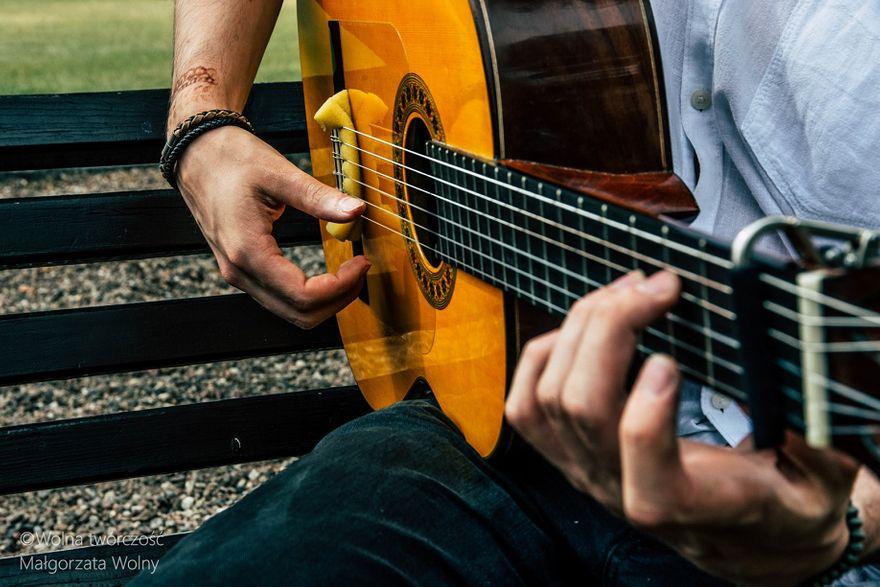 Krzyżowa: Gitarowy festiwal