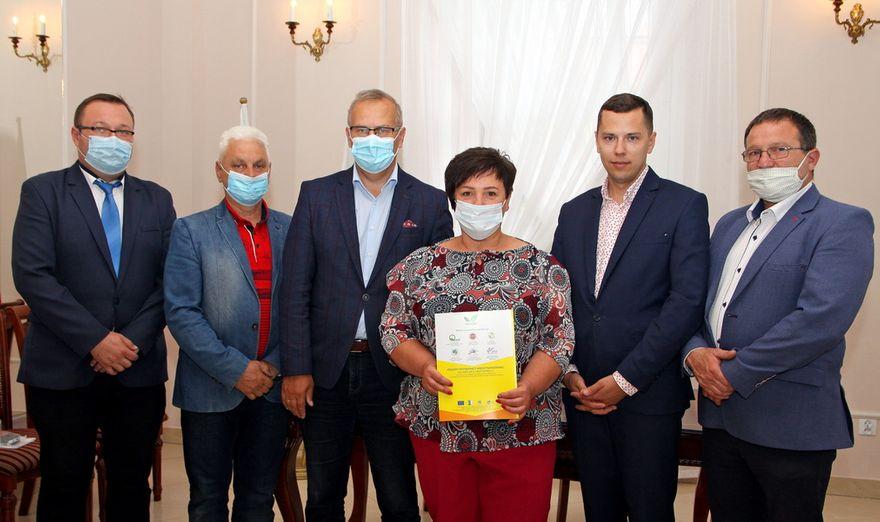 Gmina Dobromierz: Spore wsparcie
