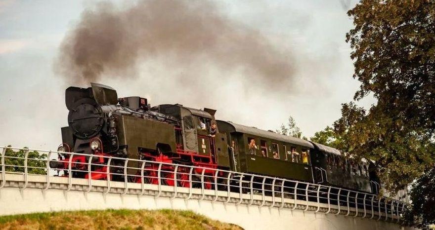 Strzegom: Wyjątkowy pociąg