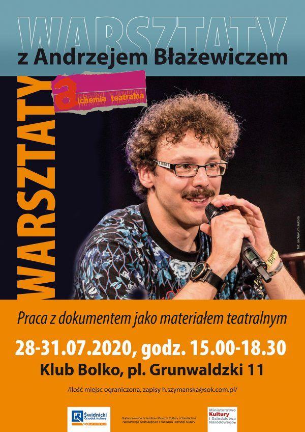 Świdnica: Warsztaty teatralne