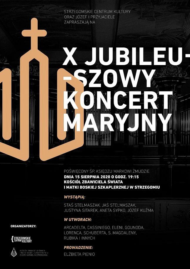 Strzegom: Koncert Maryjny