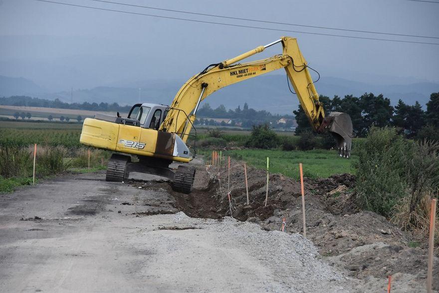 Pszenno: W trakcie przebudowy