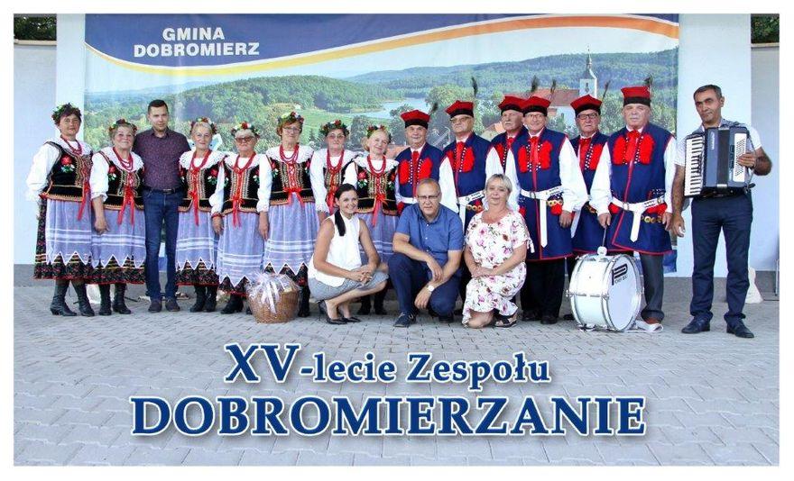 Dobromierz: Folklorystycznie w Dobromierzu