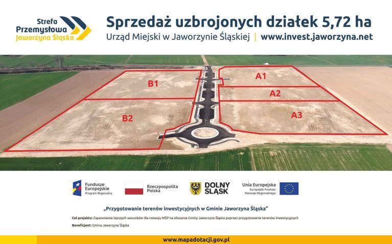 Jaworzyna Śląska: Pierwszy inwestor