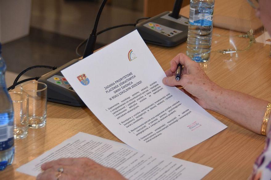 Gmina Świdnica: Rok szkolny czas zacząć