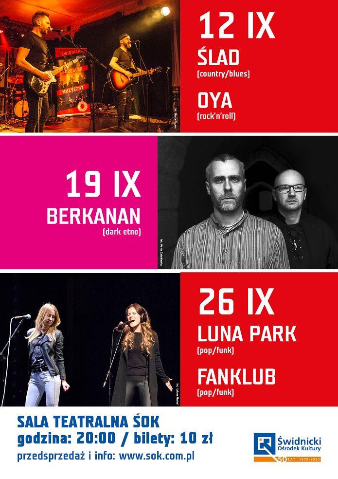 Świdnica: Seria koncertów
