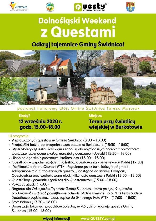 Gmina Świdnica: Aktywny weekend