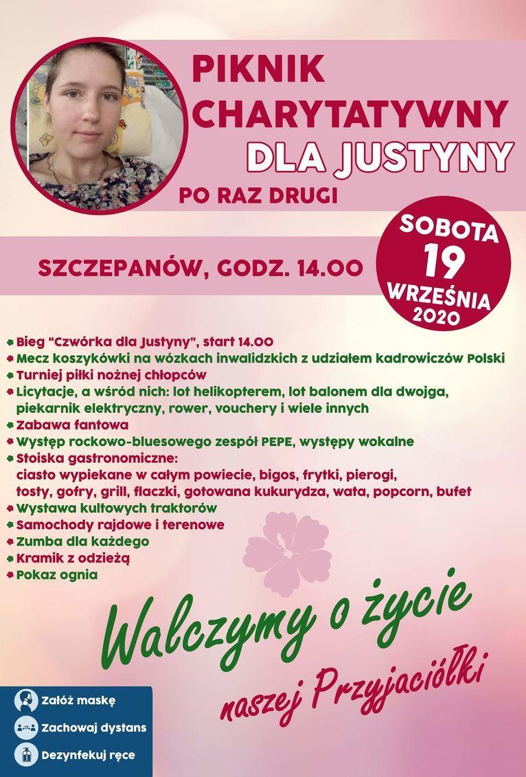 Żarów/Marcinowice: Piknik charytatywny