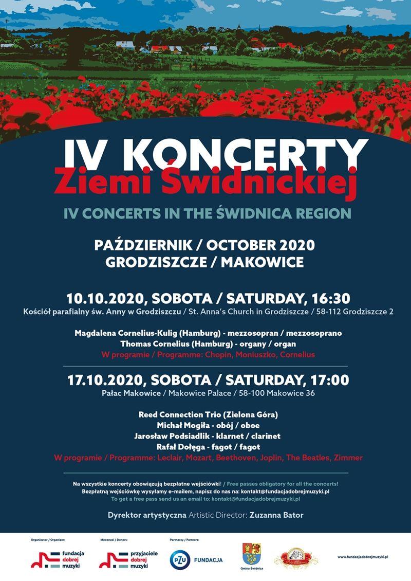 Gmina Świdnica: Startują koncerty