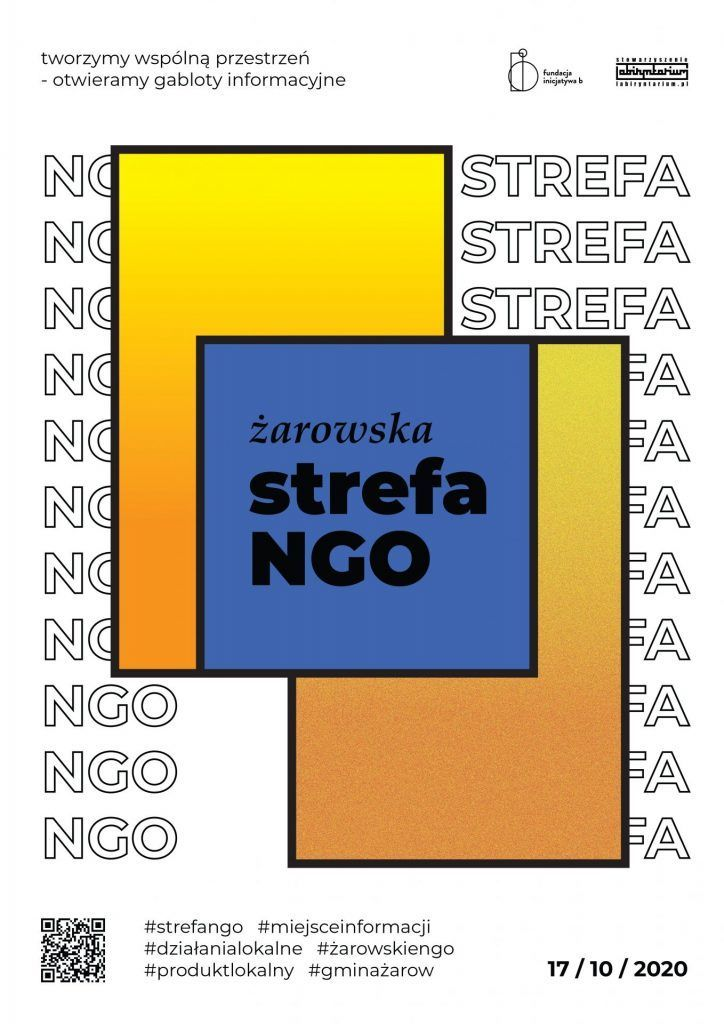 Żarów: Żarowska strefa NGO