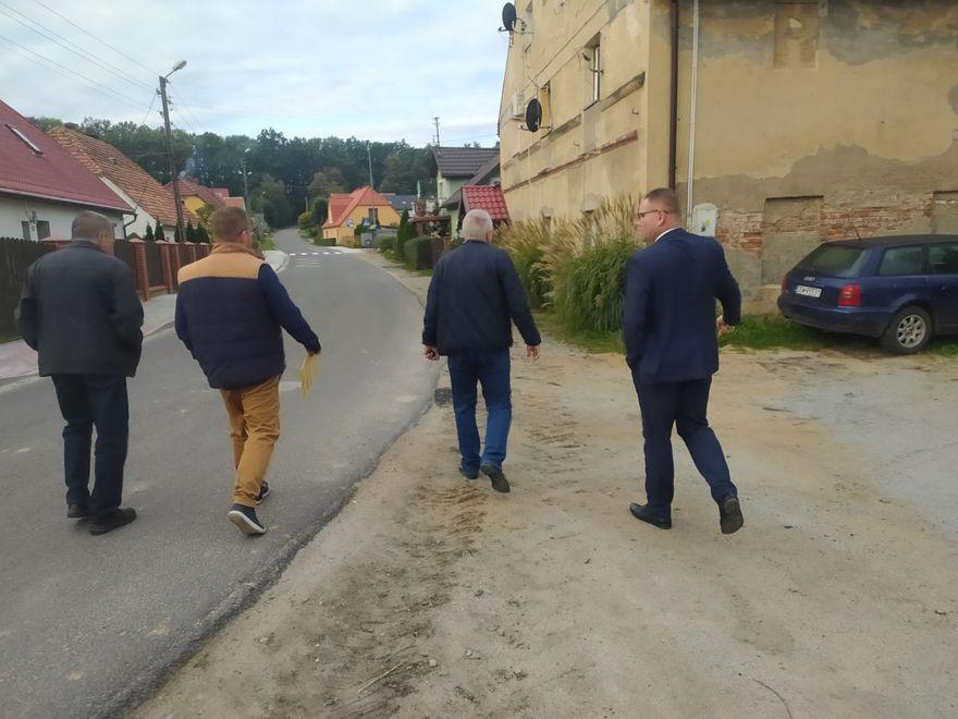 Gmina Marcinowice: Analizowali inwestycje