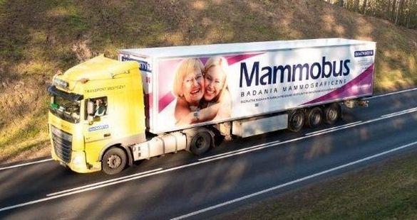 Strzegom: Zrób mammografię