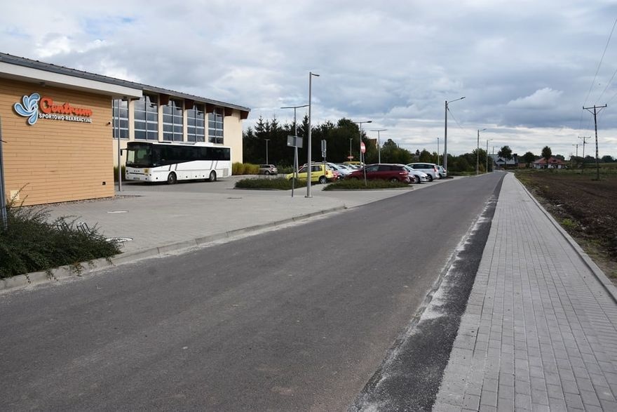 Witoszów Dolny: Zrobili drogę
