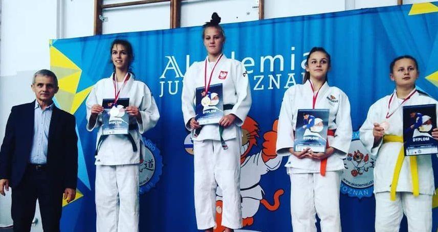 Strzegom: Judocy w Poznaniu
