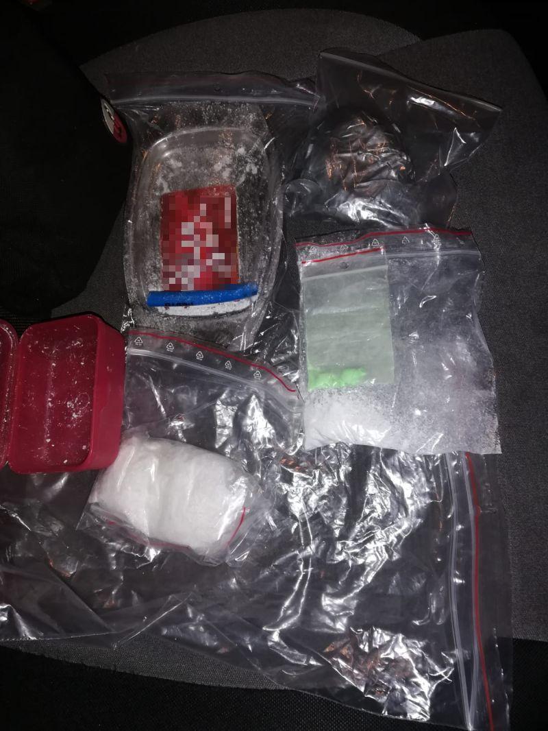 Świdnica: Zapasy narkotyków