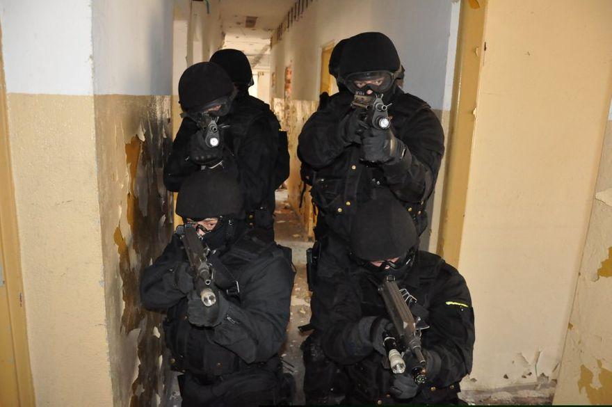 Świdnica: Praca w policji