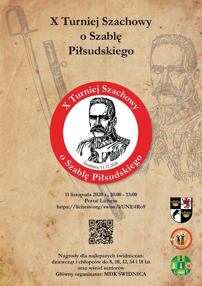 Świdnica: O szablę Piłsudskiego