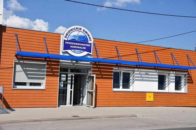 Gmina Świdnica: Ograniczenia w wodociągach