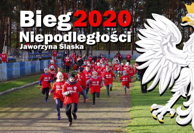 Jaworzyna Śląska: Wirtualny bieg