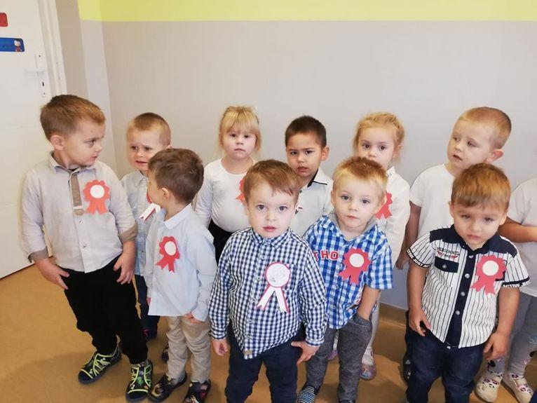 Żarów: Przedszkolaki dla Niepodległej