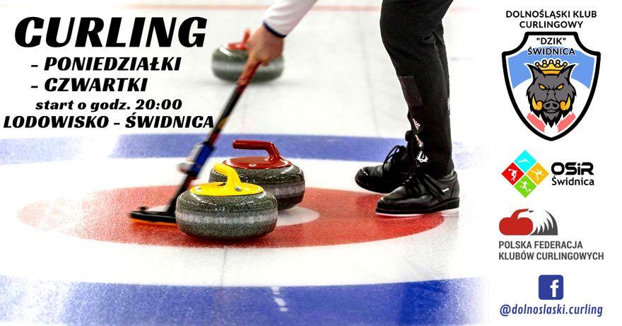 Świdnica: Trenuj curling