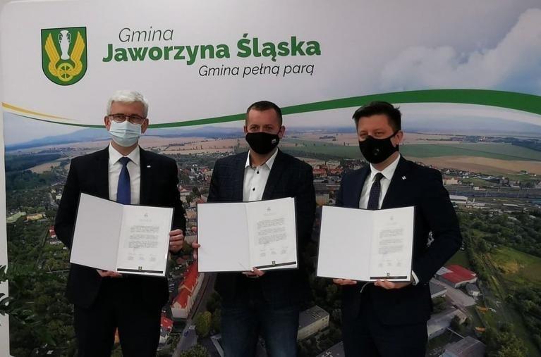 Gmina Jaworzyna Śląska: Deklaracja współpracy
