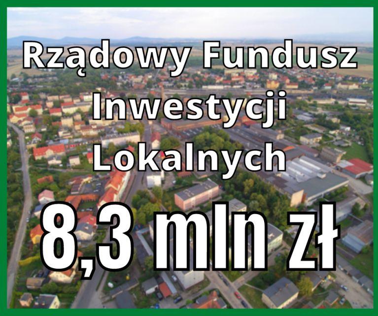 Gmina Jaworzyna Śląska: Ponad 8 milionów na inwestycje
