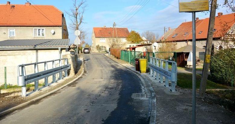 Gmina Strzegom: Wsie z drogami