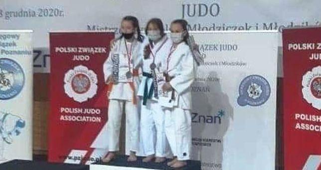Strzegom: Sukces judoczki