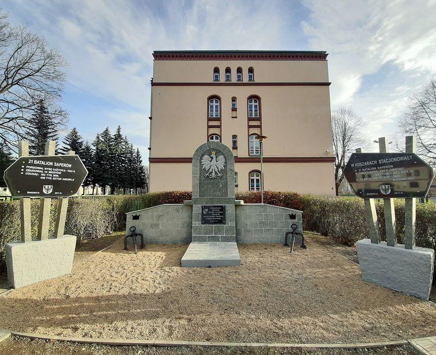 Świdnica: Pomnik do renowacji