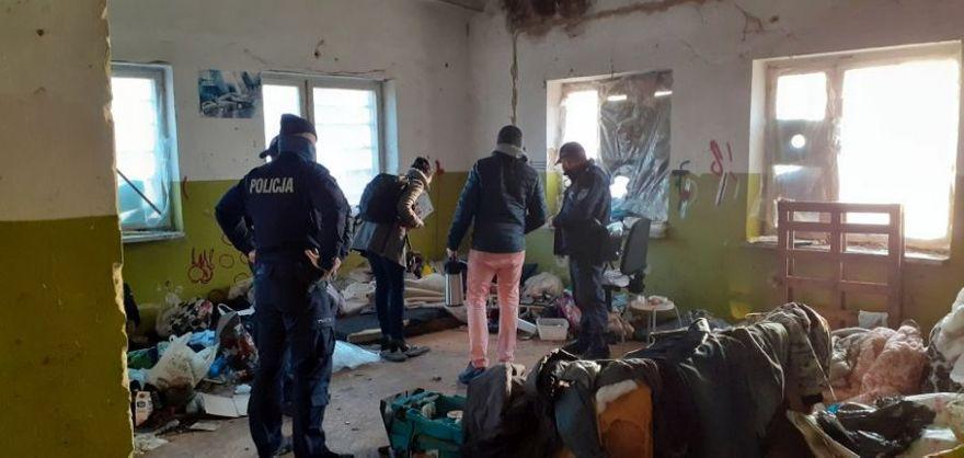 Świdnica/powiat świdnicki: Pomagają bezdomnym