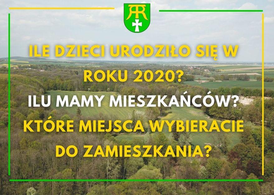 Gmina Marcinowice: Marcinowice w liczbach