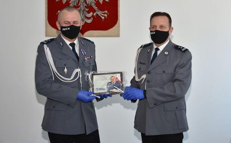 Świdnica: Pożegnanie z mundurem