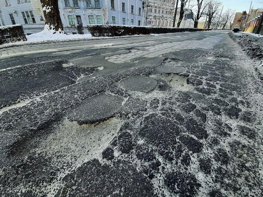 Świdnica: Aleja do przebudowy