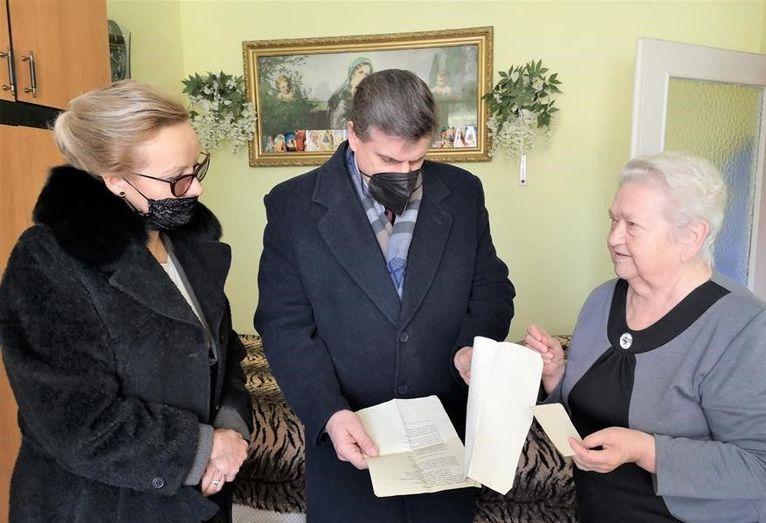 Żarów: Spotkanie z Sybirakami