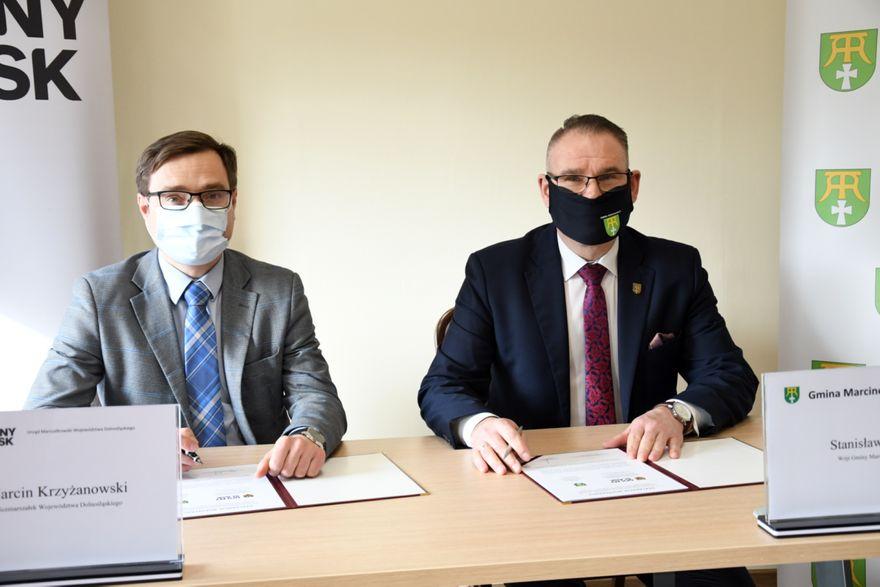 Gmina Marcinowice: Dołączyli do innych