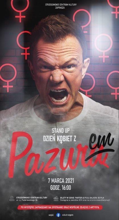 Strzegom: Stand Up z Pazurą