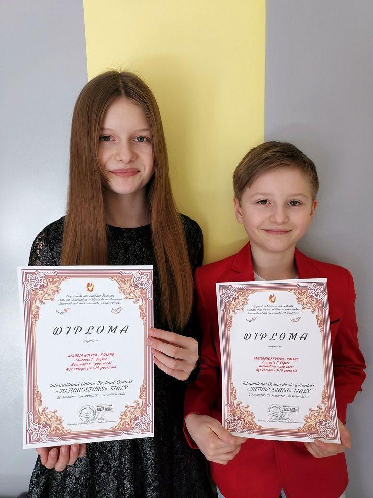 Gmina Świdnica: Laureaci konkursu