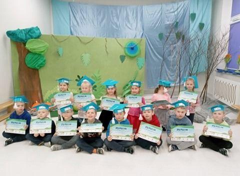 Bystrzyca Dolna: Edukacja przedszkolaków