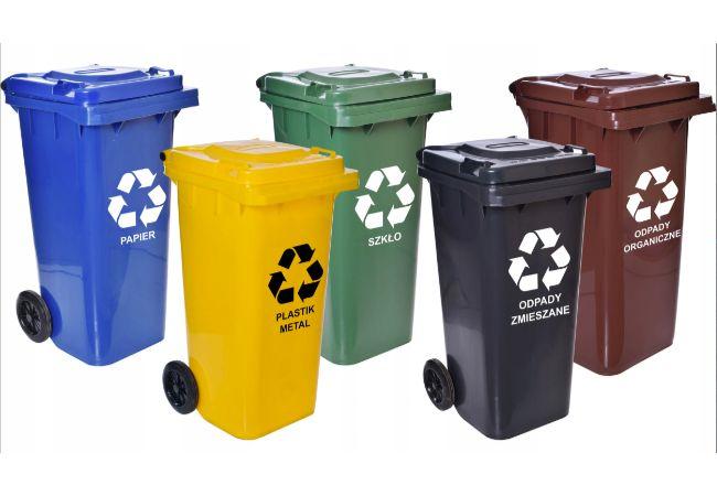 Żarów: Zmiany w gospodarce odpadami