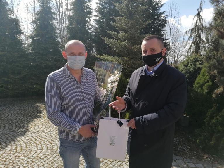 Gmina Jaworzyna Śląska: Podziękował sołtysom