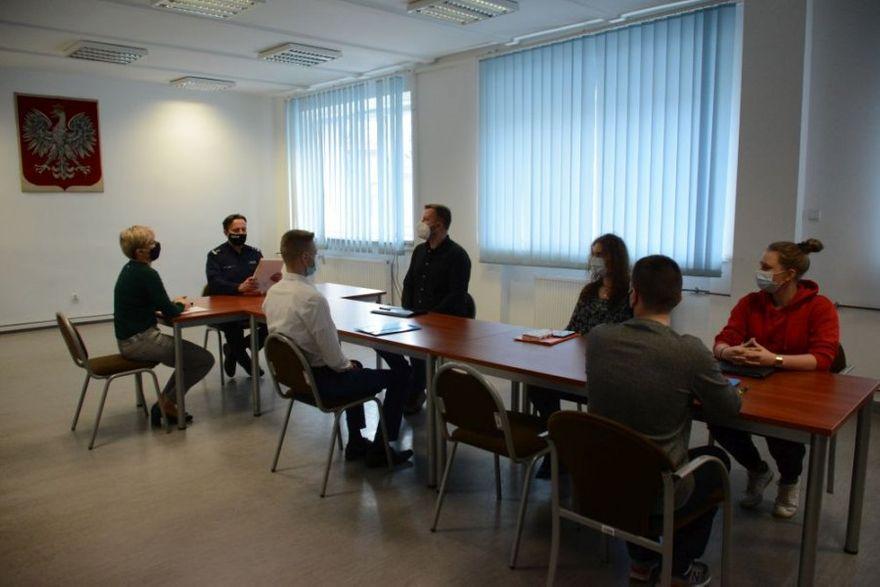 Świdnica/powiat świdnicki: Nowi w służbie