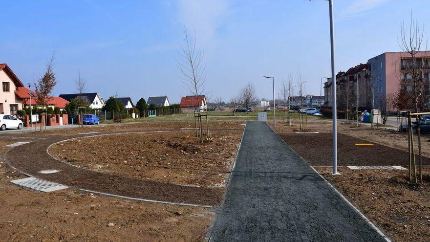 Świebodzice: Zmiany w Parku Osiedlowym