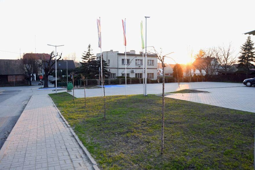Marcinowice: Przebudowali parking