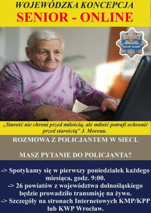 Świdnica/REGION: Spotkanie z seniorami