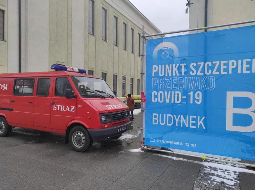 Gmina Świdnica: Pomagają dotrzeć na szczepienie
