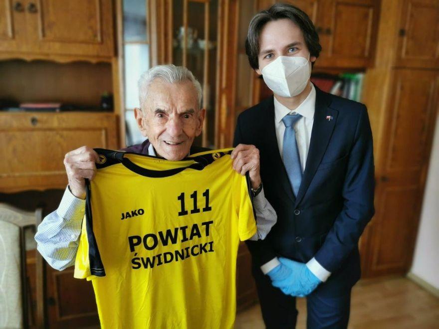 Świdnica/powiat świdnicki: Wyjątkowy człowiek