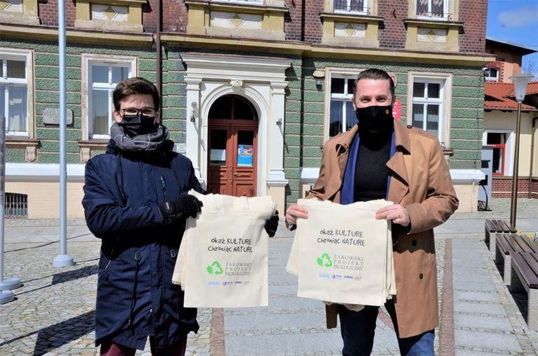 Żarów: Projekt ekologiczny