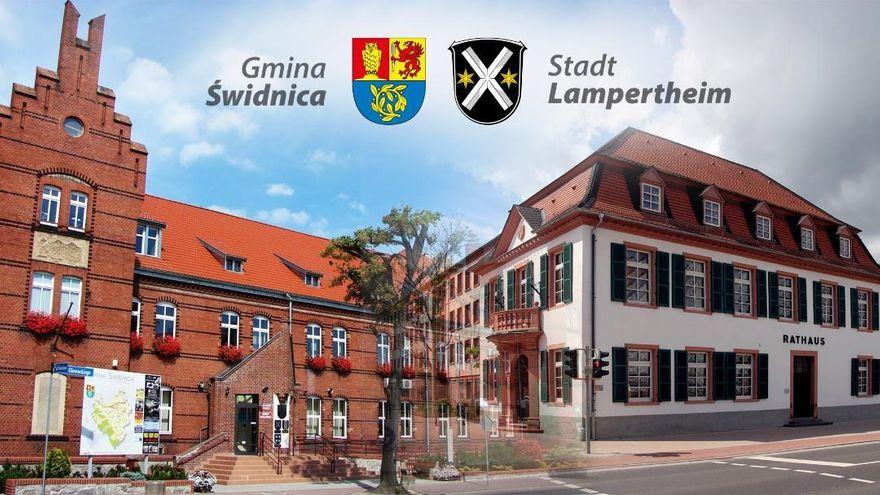 Gmina Świdnica: Międzynarodowa współpraca