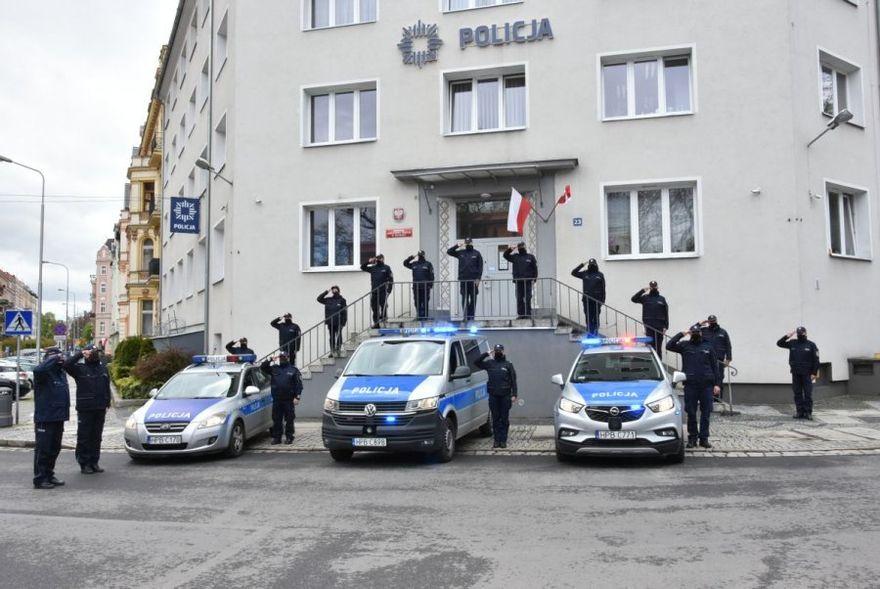 Świdnica: Hołd dla kolegi